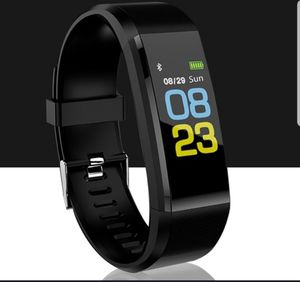 Brand new bluetooth sport watch fitness tracker , step tracker, heart rate tracker blood pressure for Sale in Ontario, CA