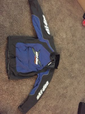 Ski doo snowmobile coat medium for Sale in Vancouver, WA