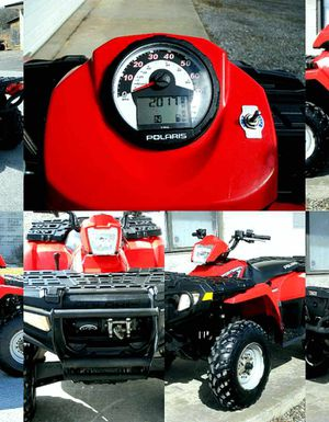 Polaris-Sportsman500 2009/4x4/Automatic for Sale in Frederick, MD