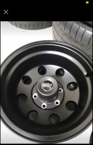 6 lug rims 15x10 for Sale in Los Angeles, CA