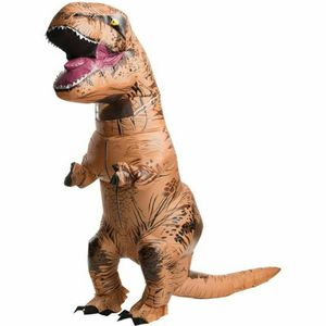 Adult Unisex Jurassic World 2 Inflatable T-Rex Costume -One Size ,Halloween Teen for Sale in Paradise, NV