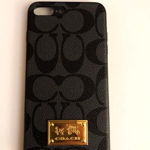 COACH IPhone 7/8 Plus Phone Case for Sale in Mays Landing, NJ