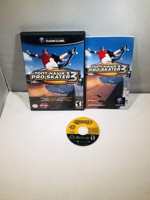 Tony hawk pro skater 3 Nintendo GameCube for Sale in Long Beach, CA