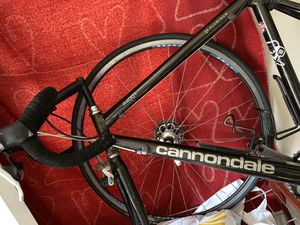 Cannondale frame and tires aluminum racing bike for Sale in Washington, DC