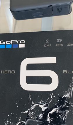 GoPro 6 for Sale in Alameda,  CA