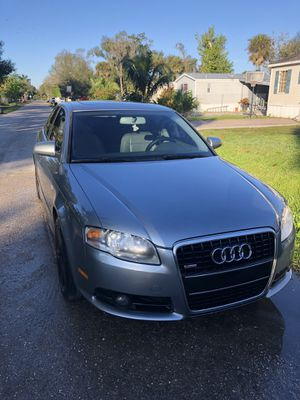Audi A4 2008 S line for Sale in Fort Denaud, FL