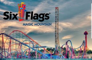 Six flags tickets for Sale in Chula Vista, CA