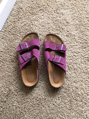 Birkenstock size 40 for Sale in Puyallup, WA