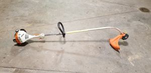 STIHL FS46 LONG REACH CURVED SHAFT TRIMMER RUNS GREAT FRESH TUNE-UP for Sale in Parkersburg, WV