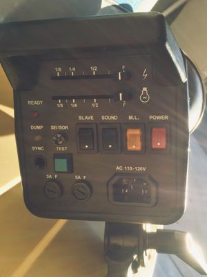 Excalibur 3200 by Sp Studio Systems Flash/strobe bulb tested and works for Sale in Murrieta, CA