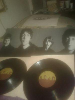 The,Beatles love songs, double LP vinil 2 récords good condi,, 60s for Sale in Lake Worth, FL