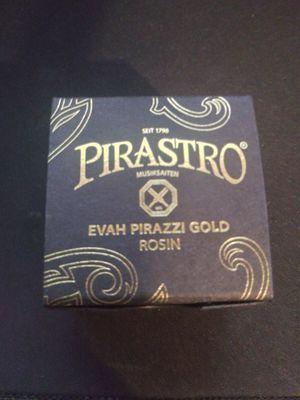 Evah Pirazzi Pirastro Gold Violin Rosin for Sale in Hayward, CA