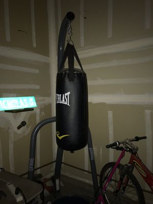 Everlast Punching Bag for Sale in Lathrop, CA