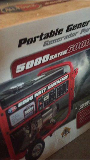 Portable generator for Sale in Hartford, CT