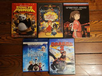 Animation Movie Pack for Sale in St. Cloud,  MN