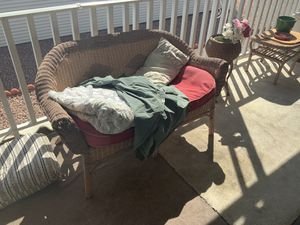 Outdoor furniture *must sell quickly * for Sale in El Mirage, AZ