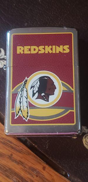 Redskins zippo for Sale in Plano, TX