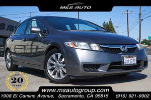 2009 Honda Civic Sdn for Sale in Sacramento, CA