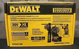New dewalt 20v xr brushless rotary hammer drill tool for Sale in HILLTOP MALL, CA