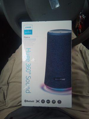 Anker soundcare Flare + Bluetooth speaker for Sale in Winter Haven, FL