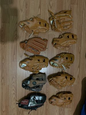 Kids Baseball Gloves for Sale in Houston, TX