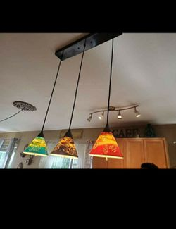 Kitchen island lights for Sale in Home,  WA