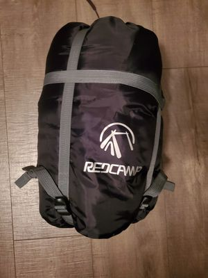 NEW REDCAMP 3-4 Season Flannel Sleeping Bag for Sale in Fresno, CA