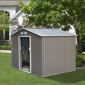 9 x 6 steel shed for Sale in Los Angeles, CA