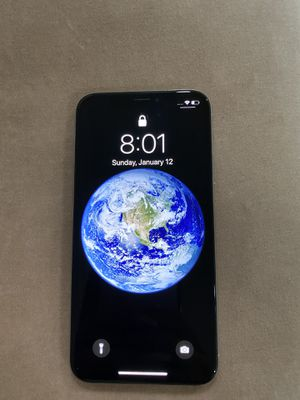 AT&T iPhone X 64GB for Sale in Brea, CA