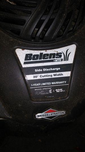 Bolens push mower for Sale in Upper Gwynedd, PA