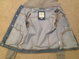 Hollister men's jean jacket small for Sale in Ashburn, VA
