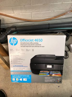 HP office jet 4650 for Sale in Littleton, CO