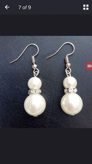 Fashion Pearl Jewelry Set. for Sale in Vallejo, CA