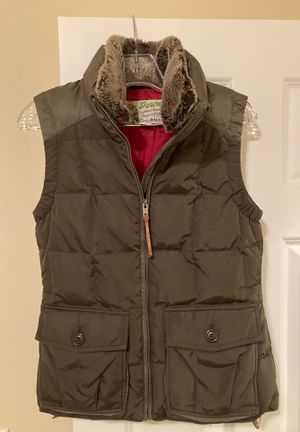 Women's Down Eddie Bauer Vest Small for Sale in Snohomish, WA