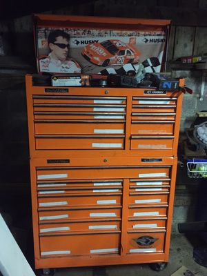 Limited Edition Tony Stewart Tool Box for Sale in Fullerton, CA