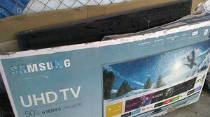 "Free 50"" Samsung TV for Sale in Fontana, CA"