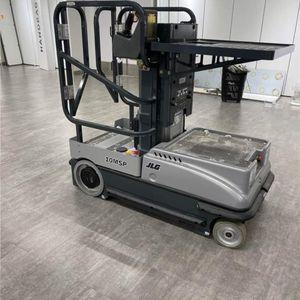 JLG 10MSP Driveable Warehouse Stockpicker Mast Power Lift Forklift for Sale in Massapequa, NY