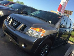 2014 Nissan Armada for Sale in Houston, TX