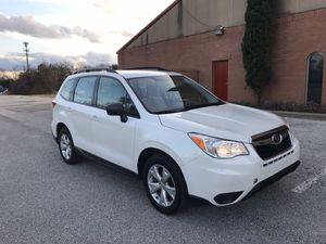 2015 Subaru Forrester for Sale in Houston, TX