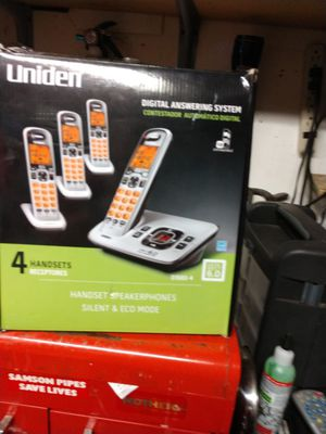 Uniden cordless phones for Sale in Grover Beach, CA