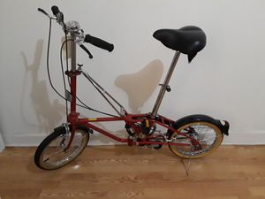 Folding bike for Sale in Chicago, IL