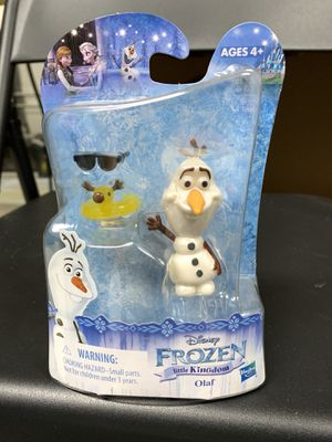 Disney~ Frozen Olaf Collectable for Sale in Lathrop, CA