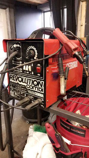 Cebora Revolution Combi Gas/Gasless MIG Welder for Sale in Los Angeles, CA
