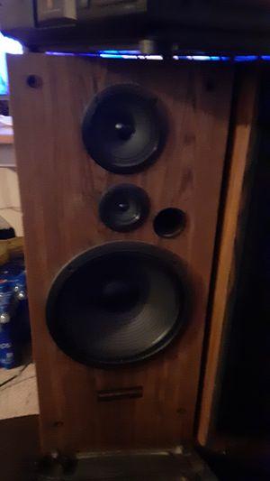Vintage stereo equipment for Sale in Lake Stevens, WA
