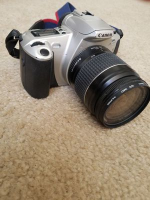 NEED GONE!!! Canon Rebel 2000 with film, batteries, and lenses for Sale in St. Louis, MO