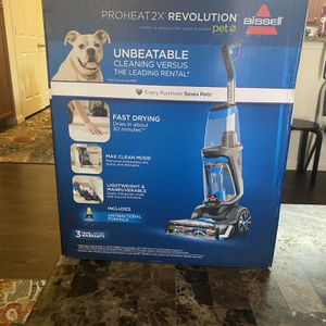 BISSELL PROHEAT 2X REVOLUTION (PET) for Sale in Mansfield, TX