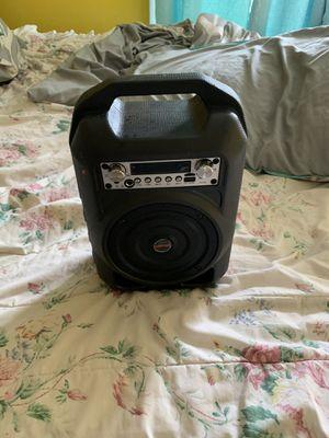 Karise bluetooth speaker for Sale in Mundelein, IL