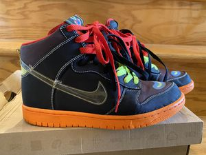 Nike Dunk High Premium (Sz. 9.5M) for Sale in Jackson, MS