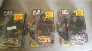 Run DMC action figure collection for Sale in Miami, FL