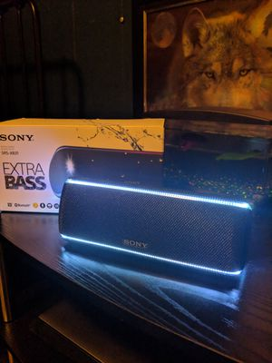 Sony Bluetooth Speaker for Sale in Moreno Valley, CA